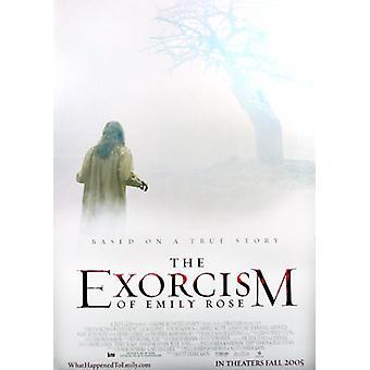 The Exorcism Of Emily Rose (Single Sided Regular) Original Cinema Poster
