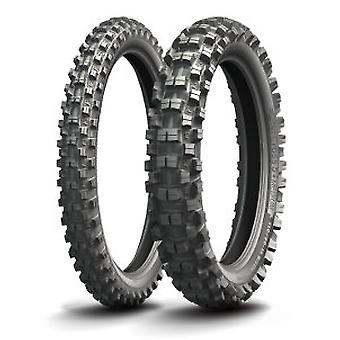Pneus Moto Michelin Starcross 5 ( 70/100-19 TT 42M M/C, Composé de caoutchouc Moyen, Roue avant )