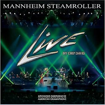 Mannheim Steamroller - Live [CD] USA import