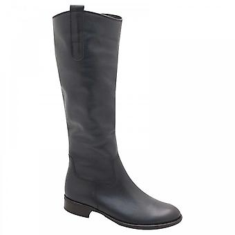 Gabor Brook-s-riding Style Navy Long Boot