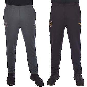 Puma Boys Arsenal Football Training Trousers Joggers Bottoms Sweat Pants