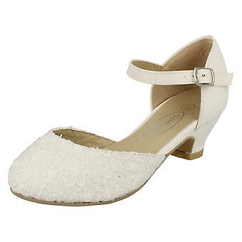 Девочек пятно на элегантной смарт невесты каблуки H3045
