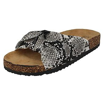 Ladies Down To Earth Mules F00252