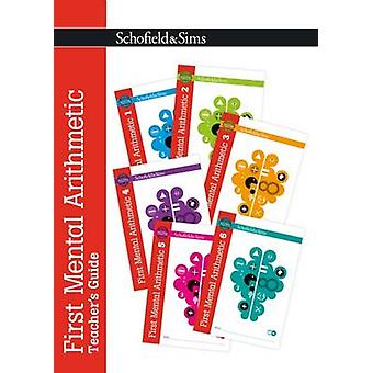 First Mental Arithmetic Teachers Guide by Ann MontagueSmith