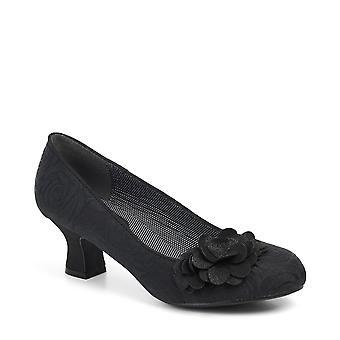 Ruby Shoo Frauen's Petra Mid Heel Hof Schuh Pumps & passende Valencia Tasche