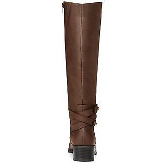 Material Girl Womens Damien Fechado Toe Ankle Fashion Boots