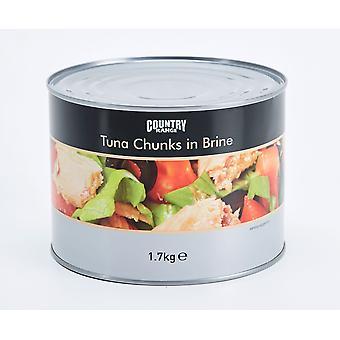Country Range Tuna in Brine
