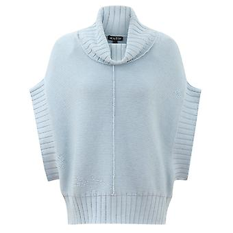 MARBLE Marble Ice Blue Or Pink Sweater 5505