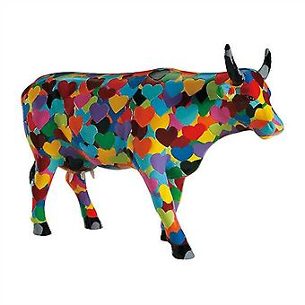 Heartstanding Cow Parade Cow (large)