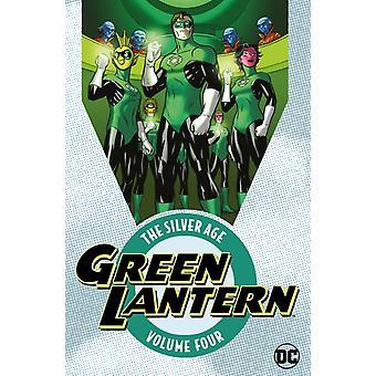 Green Lantern The Silver Age Volume 4