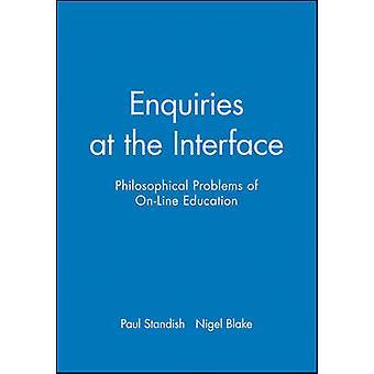 Tiedustelut Interface - filosofisia ongelmia Online Educatio