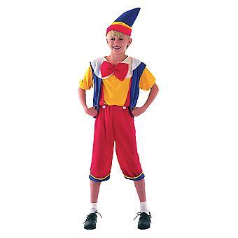 Pinocchio dukketeater (XL)
