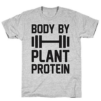 T-shirt Body by plant protein