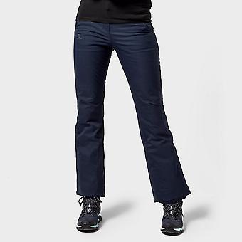 New Salomon Men's Icemania Ski Pants Navy