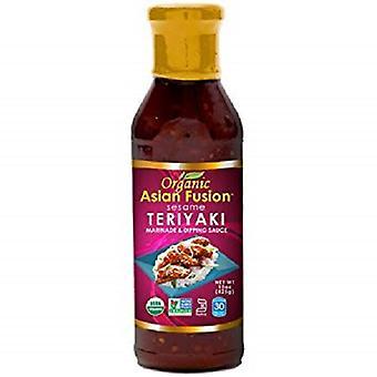 Asian Fusion Organic Sesame Teriyaki Marinade & Dipping Sauce