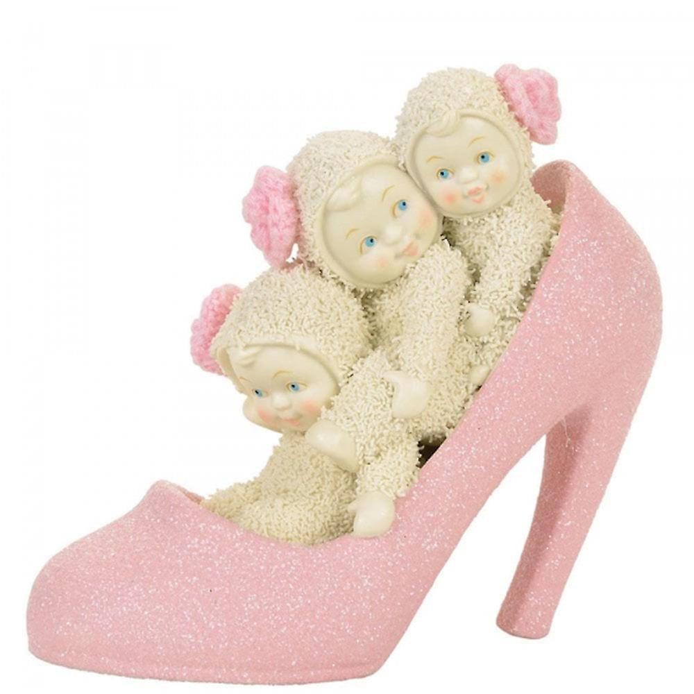 Snowbabies If The Shoe Fits Figurine