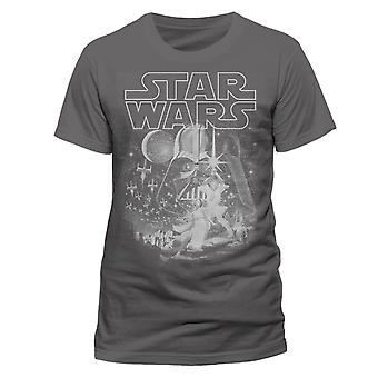 Star Wars A New Hope Episode IV Poster Official T-Shirt
