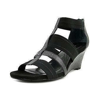 Alfani Womens Mavenn Open Toe occasionnels plate-forme sandales