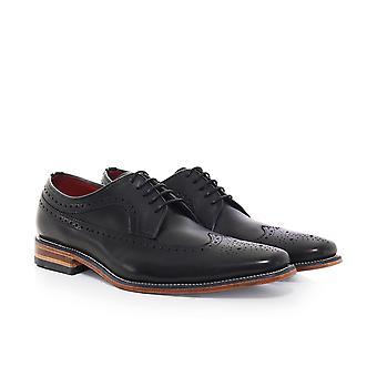 Loake kalf lederen Callaghan Derby schoenen
