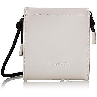 Fritzi aus Preussen Esma - Women White shoulder bags (Offwhite) 6x17x19 cm (W x H L)