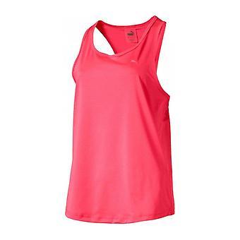Puma A.C.E Womens Ladies Fitness Racerback Sleeveless Tank Top Vest Pink