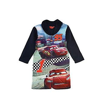 Cars boys dressing gown