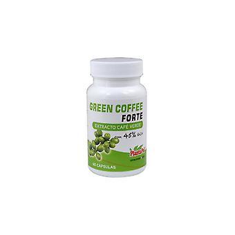Plantapol Green Coffee 60 Capsules (groene Coffee Forte)