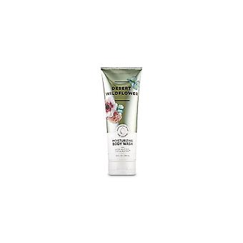 (2 Pack) Bath & Body Works Desert Wildflower Moisturizing Body Wash 10 fl oz / 296 ml
