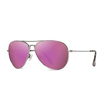 Maui Jim Mavericks P264 16R Rose Gold/Maui Sunrise Sunglasses