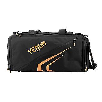 Venum Trainer Lite Evo Sports Bag Black/Gold