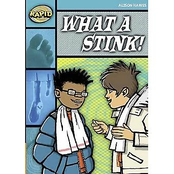 What a Stink!: Series 2 Stage 3 Set B (Rapid)