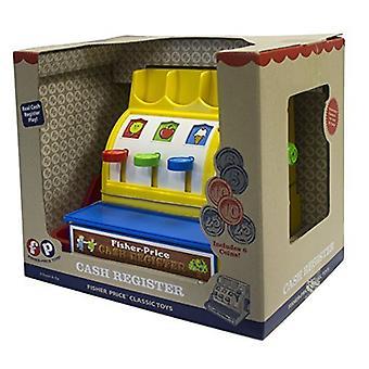 Fisher Price Classics 2073 käteistä Rekisteröidy lelu