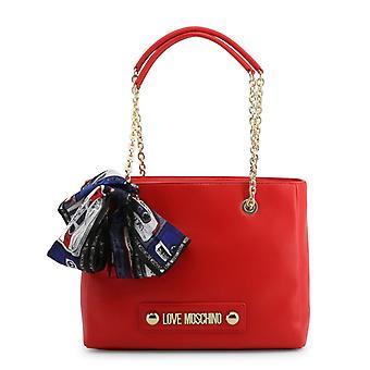 Woman leather shoulder handbags lm18775