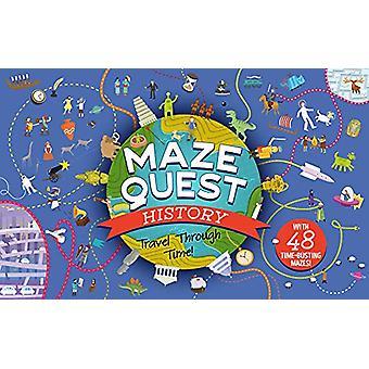 Maze Quest - History by Anna Brett - 9781783124138 Book