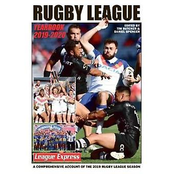 Rugby League Yearbook 2019  2020 by Butcher & TimSpencer & Daniel