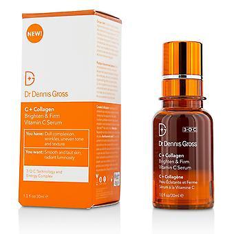 C + collagen brighten & firm vitamin c serum 212919 30ml/1oz