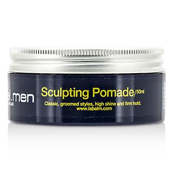 Men's sculpting pomade (classic, groomed styles, high shine and firm hold) 197788 50ml/1.7oz
