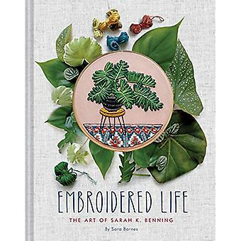 Embroidered Life by Sara Barnes - 9781452173467 Book