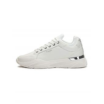 Mallet Kingsland White Marble Sneaker