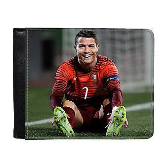 Cristiano Ronaldo 2-Delad Plånbok