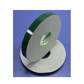 Double Sided Tape Foam Green 13 Mm X 50 M Roll