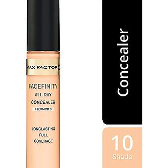 Max Factor Facefinity All Day Flawless Concealer 7.8ml - Shade 010