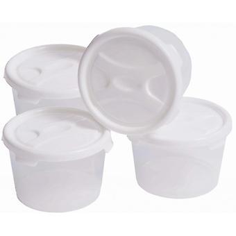 Wham Handy Pots Food Storage Set (Pack Of 4)