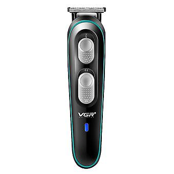 Professional hair clipper, rechargeable electric clipper USB portable charging, charging and plugging dual-purpose electric hair clipper