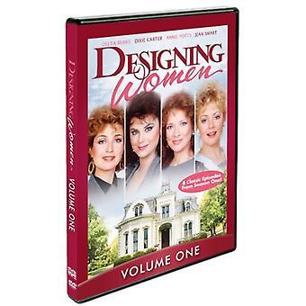 Ontwerpen vrouwen: Vol. 1 [DVD] USA importeren