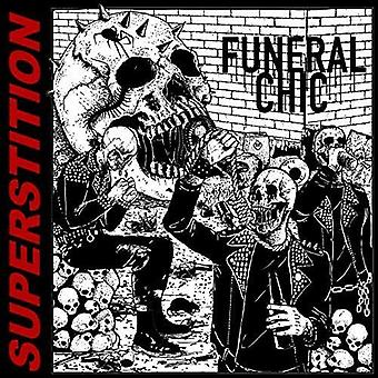 Funeral Chic - Superstition [CD] USA import