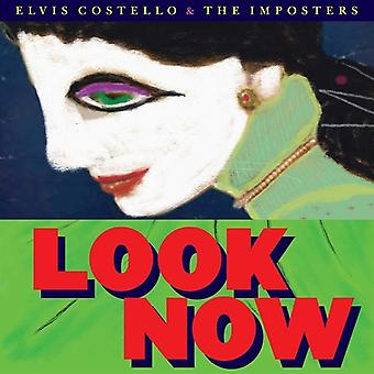 Elvis Costello & Imposters - Look Now [CD] USA import