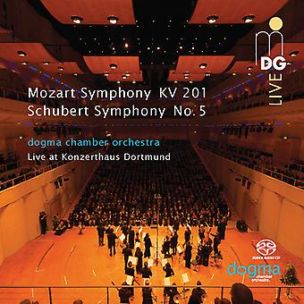 Symphony In A Major 201 / Symphony In B Flat [SACD] USA import