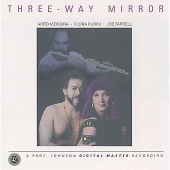 Moreira/Purim/Farrell - Three-Way Mirror [CD] USA import