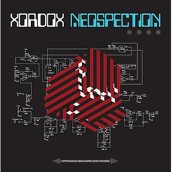 Xordox - Neospection [CD] USA import